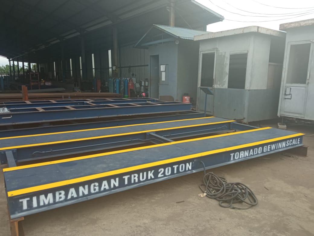timbangan ramp sawit