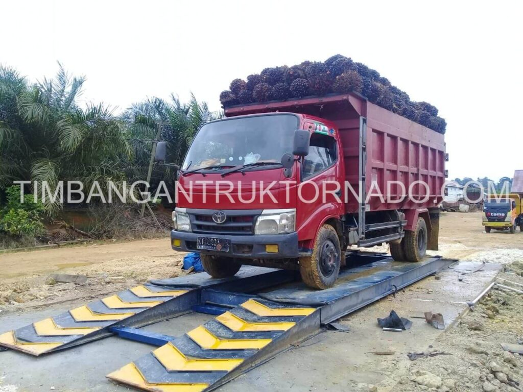Klien timbangan truk tornado - PT. Umaq Tukung Mandiri Utama (2)