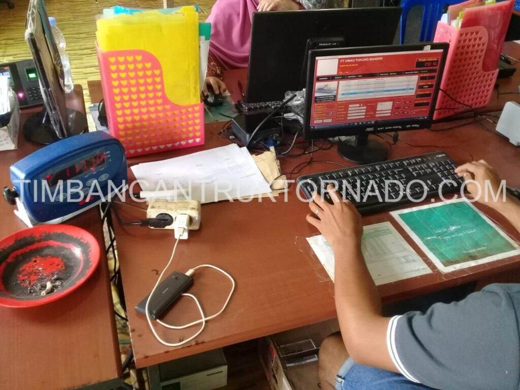Klien timbangan truk tornado - PT. Umaq Tukung Mandiri Utama (4)