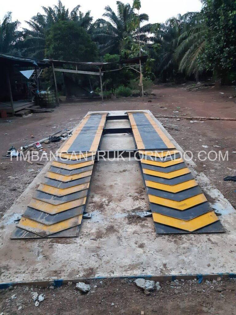 Timbangan Truk Tornado di Koperasi Permata Mulya (4)