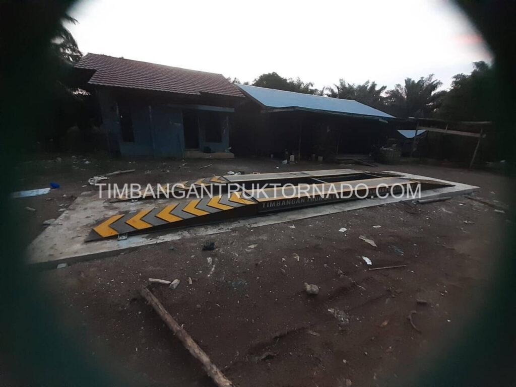 Timbangan Truk Tornado di Koperasi Permata Mulya (5)