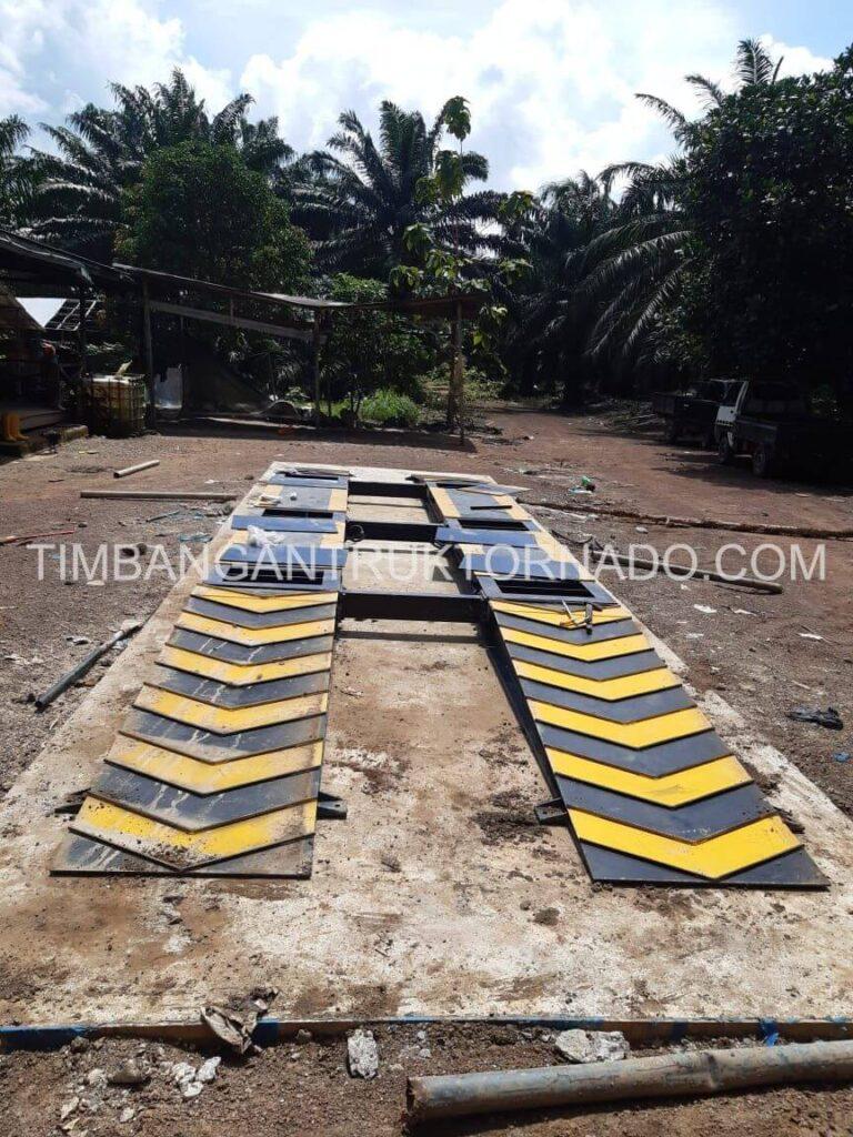 Timbangan Truk Tornado di Koperasi Permata Mulya (6)