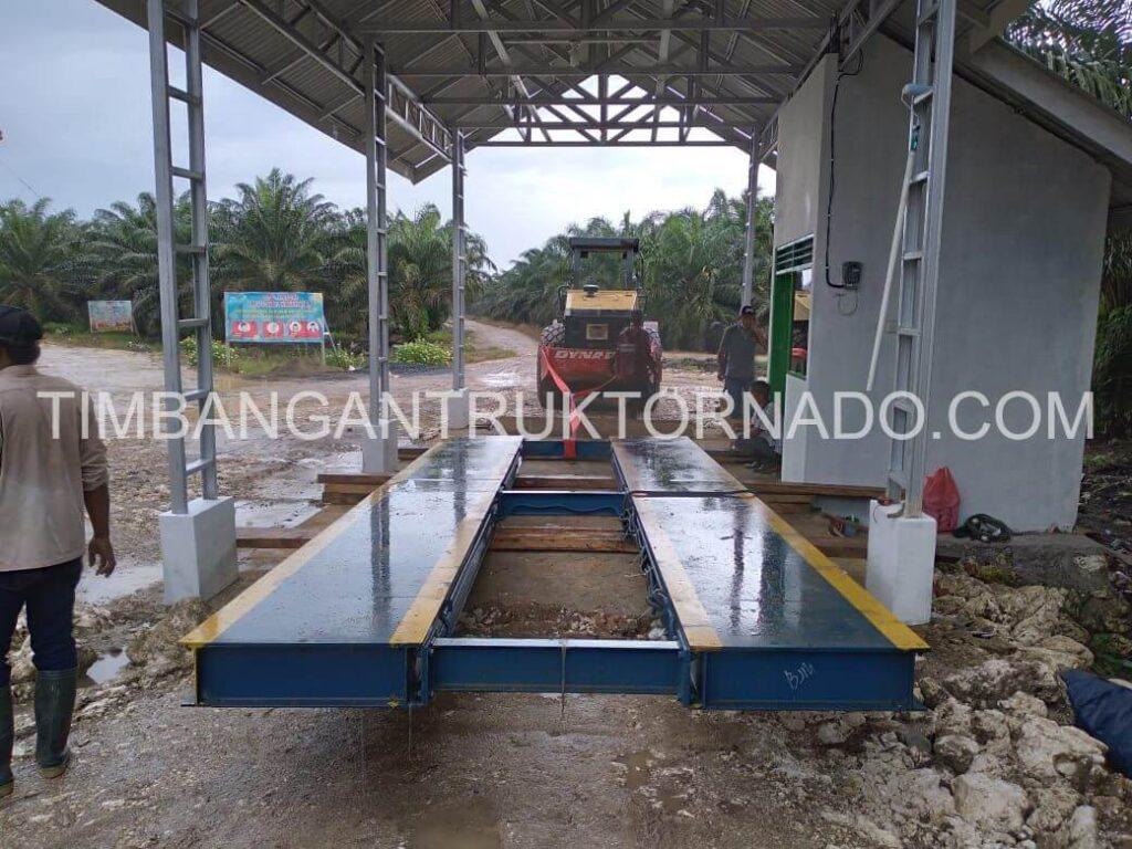Timbangan Truk Tornado di PT. Palma Prima Plantation (10)